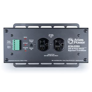 Picture of 20A AC Power Conditioner and Spike Suppressor (Single Housing)