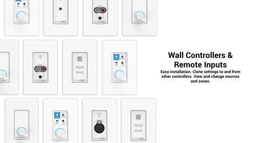 Accessories for the Atmosphere™ Digital Audio Platform