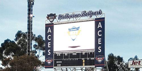 Picture of Melbourne Ballpark - Victoria, Australia