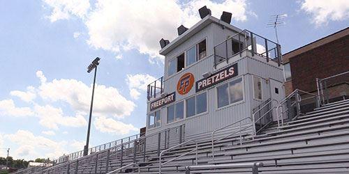 Picture of Freeport High School Sports Field - Freeport, IL