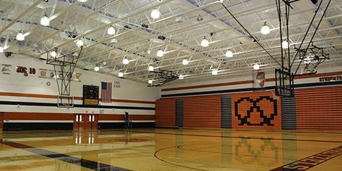 Picture of Freeport High School Gymnasium - Freeport, IL