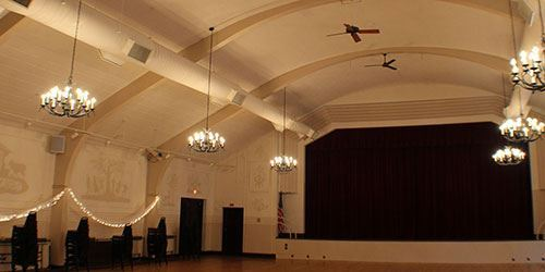 Picture of Historic Turner Hall - Monroe, WI