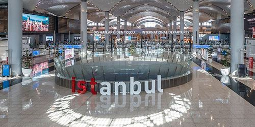Picture of Istanbul Airport - Istanbul, Turkey