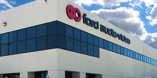 Picture of Ford AV - Military Training Center