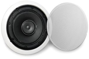 """Picture of 8"""" Coaxial 16 Watt Speaker"""