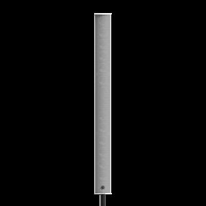Picture of EN54-24 Certified 15 Speaker Full Range Line Array Speaker System - White