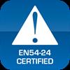 EN54-24 Certified