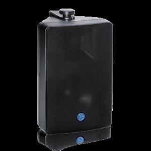"Picture of EN54-24 Certified 5.25"" 2-Way All Weather Speaker with 30-Watt 70V/100V Transformer - Black"