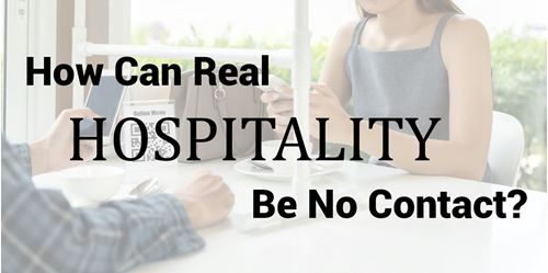How can Technology Help with Contactless Experiences in Hospitality?